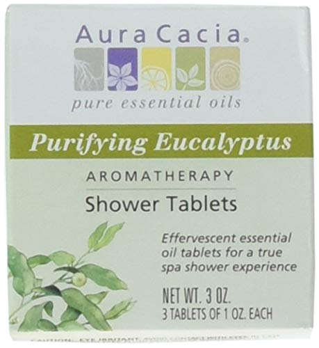 (Purifying Eucalyptus Shower Tablets)