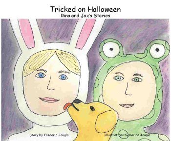 Tricked on Halloween (Rina and Jax's Stories)