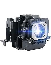 CTBAIER ET-LAEF100 Quality Replacement Projector Lamp for Panasonic PT-EZ590 PT-EW650 PT-EX620 PT-EW550 PT-EX520 PT-FZ570 PT-FW530 PT-FX500 PT-FW430 PT-FX400 PT-EZ590U PT-EZ590L with Housing