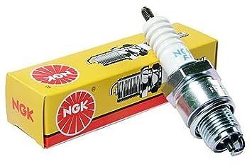 Bujía NGK CR7EIX para Kymco Super Dink 125 I v21000 2010: Amazon.es: Coche y moto