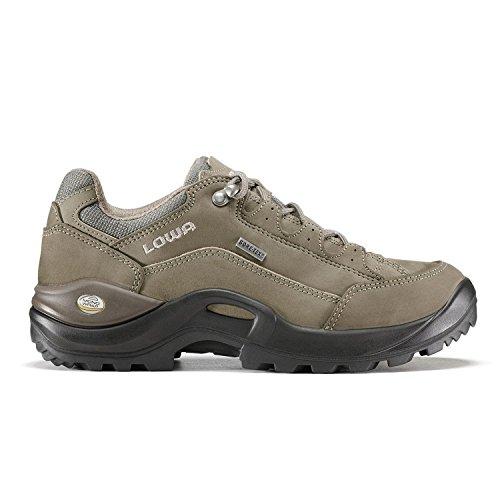 Lowa Nubuck Piedra Stone Gore tex Shoes Womens Lo Beige Renegade Ii rvqUrn0B