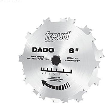 "Freud 6"" x 10T Pro Dado Set (SD206)"
