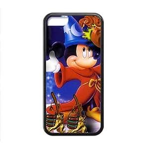 meilz aiaiQQQO dessin anim¡§  walt disney Hot sale Phone Case for iphone 4/4s Blackmeilz aiai