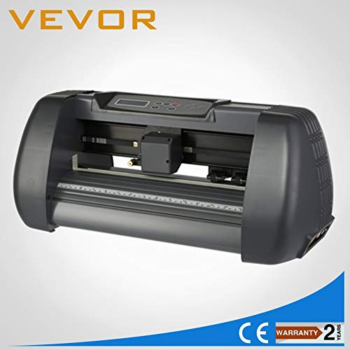 FINCOS New 14'' Vinyl Cutter Cutting Plotter Machine Artcut Software Computer Control by FINCOS (Image #1)