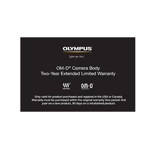 olympus extended warranty - 2