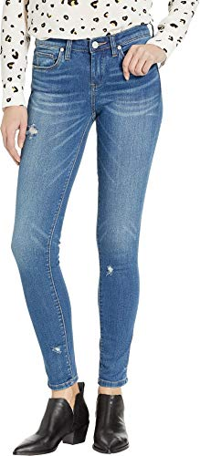 Blank NYC Women's The Reade Denim Skinny Classique in Song Request Song Request 28 30.5