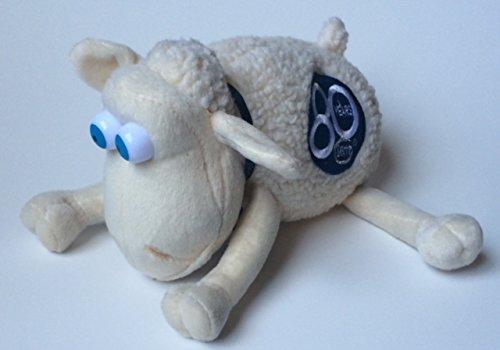 Serta Counting Sheep Plush Number 80 - 80 Years Anniversary
