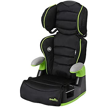 evenflo big kid amp high back booster car seat naperville baby. Black Bedroom Furniture Sets. Home Design Ideas