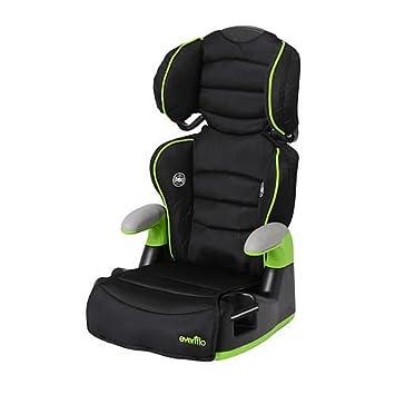 Amazon.com : Evenflo Big Kid Amp High Back Booster Car Seat ...