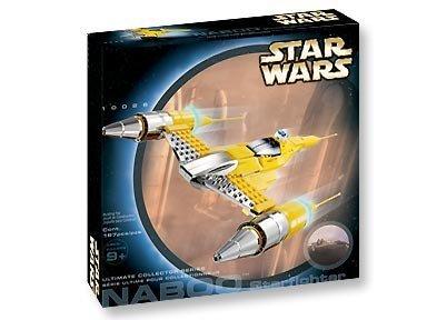 (LEGO Star Wars Set #10026 Naboo Starfighter)