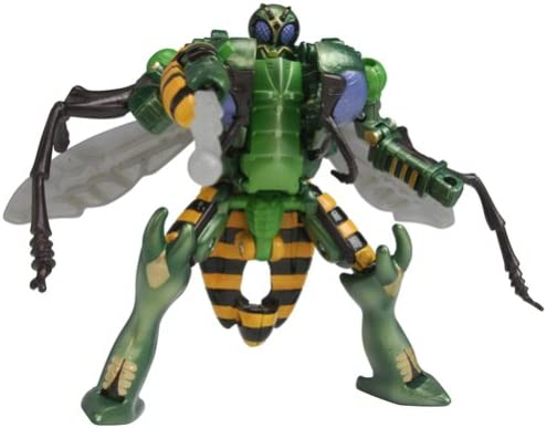 Transformers Beast Wars TM 04 Wasupita (japan import