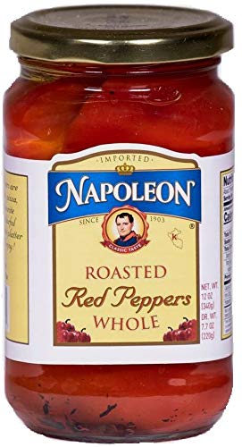 Red Peppers Water - 1