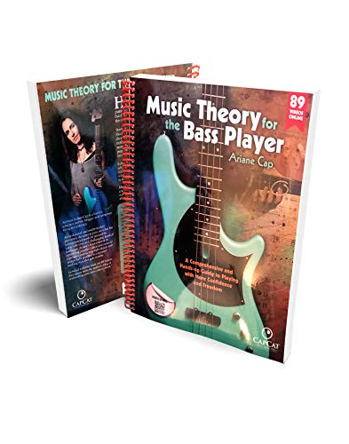 Music Theory for the Bass Player - A Comprehensive and Hands-on Guide to Playing with More Confidence and Freedom ()