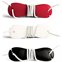 Sumajin Smartwrap Cord Manager (Red/Black/White)