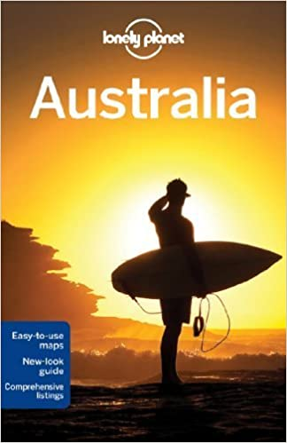Book Lonely Planet Australia (Travel Guide) by Lonely Planet, Rawlings-Way, Atkinson, Brown, D'Arcy, Ham, H (2013)
