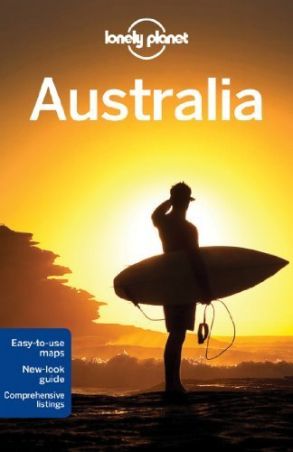 Read Online By Lonely Planet - Lonely Planet Australia (Travel Guide) (17th Edition) (2013-11-16) [Paperback] ebook