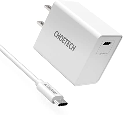 Pixel 3//2//XL 18W Type C Wall Charger USB C Charger USB-C Charger Compatible with iPhone XS//MAS//XR//8//Plus Wall Charger Ipad pro Galaxy S10//S9//Plus and More