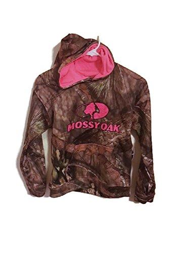 Mossy Oak Sm Ladies Camo Pink Hoodie - Mossy Oak Kids Jacket Shopping Results