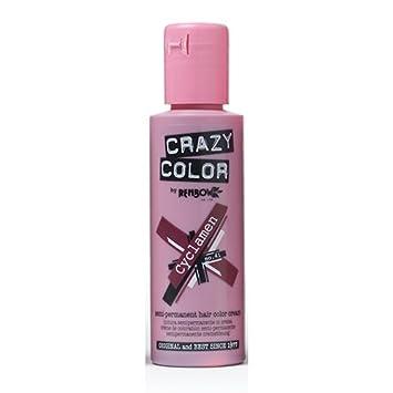 Amazon.com: Renbow Crazy Color Crema Color acondicionador ...