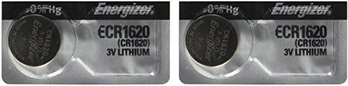 Energizer CR1620 Lithium Coin Batteries