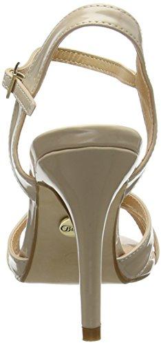 Femme Buffalo 01 Sandales beige Beige 312703 OqxR1qE