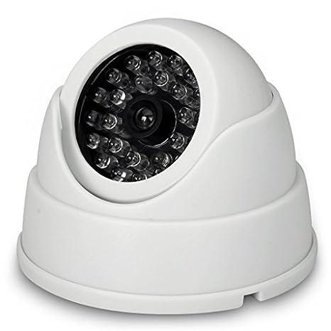 Oxford Street - 2 Camaras de seguridad de imitadion 9342-X: Amazon.es: Bricolaje y herramientas