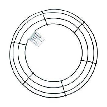 Amazon.com: Bulk Buy: Panacea Wire Wreath Frame 14\