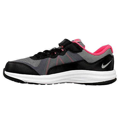 Nike - Kids Fusion X 2 PS - 820319001 - Colore: Grigio-Nero-Rosa - Taglia: 28.0