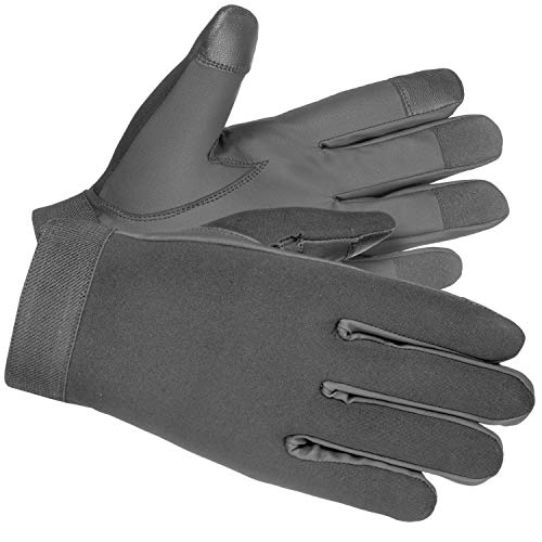 Neoprene Police Search Shooting Tactical gloves (2XL) by Sparx Sports (Image #3)