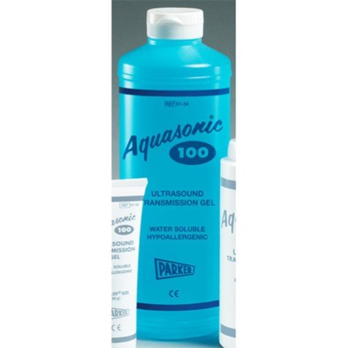 Ultrasound Gel Aquasonic 100 Transmission 1 Liter Squeeze Bottle, Ea, 01-34 (1)