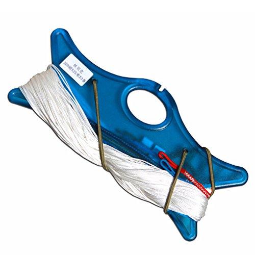 QUNLON 220lb 65.6ft Dual Dyneema Kite Line Set for Power Tra