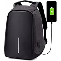 Mochila notebook Anti Furto Roubo impermeavel saida Usb tablet Laptop escolar