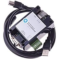 SMAKN® 485 full-featured converter USB RS485 RS422 RS232 optical isolation