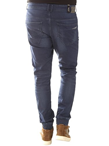 Japan Rags Tapered Jeans Jogg 860 Indigo