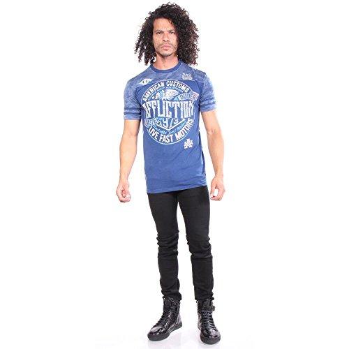 Aff Cr Cr Hombre Crude Camisetas Aff rzrwqa