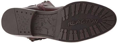 Kenneth Cole Reazione Womens Kent Play Equitazione Boot Pinot Nero