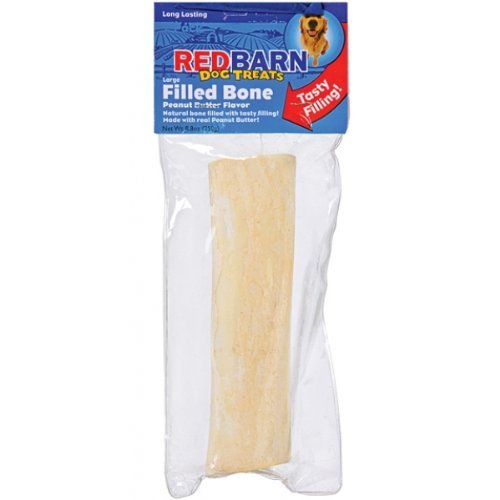 Redbarn Filled Bone, Large, Peanut Butter