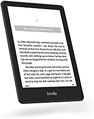 """Introducing Kindle Paperwhite Signature Edition (32 GB) – With a 6.8"""" display, wireless charging, and aut"""