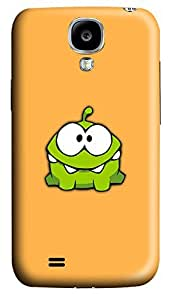 Samsung S4 Case Cut The Rope Animation 02 3D Custom Samsung S4 Case Cover