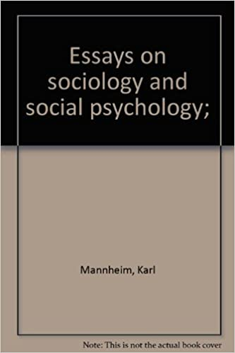 Science And Technology Essay Essays On Sociology And Social Psychology Karl Mannheim Amazoncom Books Argumentative Essay On Health Care Reform also Fifth Business Essays Essays On Sociology And Social Psychology Karl Mannheim Amazon  High School Admission Essay