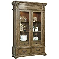 Pulaski Stratton China Curio Cabinet