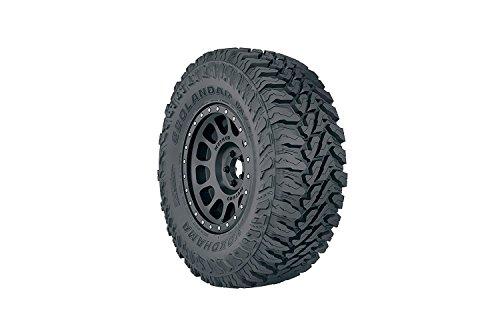 Gmc Sierra Tires - Yokohama GEOLANDAR M/T G003 all_ Season Radial Tire-LT245/75R16 120Q 10-ply