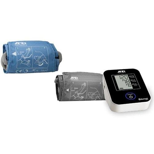 Lifesource UA-651BLE Deluxe Medium Cuff Bluetooth Blood Pressure Monitor with Bonus Large Cuff by LifeSource (Image #2)
