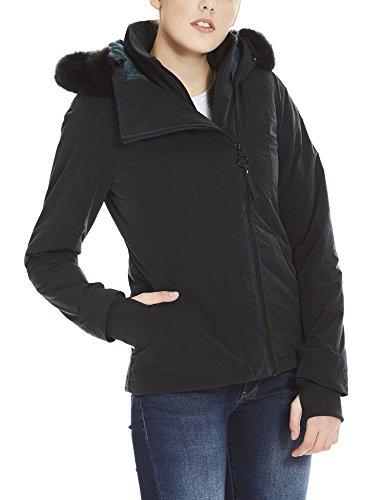 Bk11179 Jacket Bench Femme Beauty Core Asymmetrical Blouson Noir black qEf8EwrB