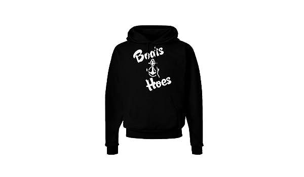 TooLoud Boats and Hoes Hoodie Sweatshirt