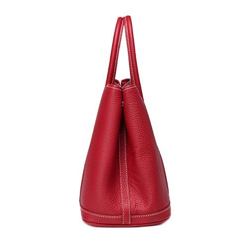 de para Charol de mujer Red Macton Zapatos cordones 36CM 5IxRPX