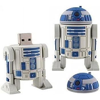 Fashion Cartoon Star wars series USB 2.0 64GB flash drive memory stick pendrive U Disk