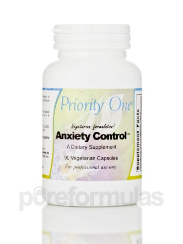 Priority One Vitamins Anxiety Balance
