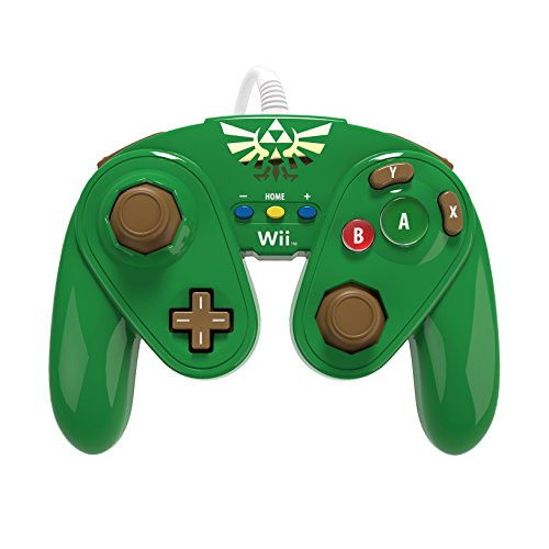 PDP Wired Fight Pad Wii Link