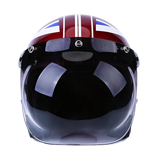 Snell Approved Half Helmets - 9